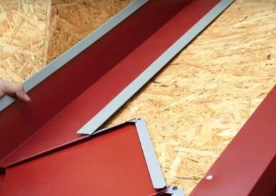 Fairfield roof repair picture