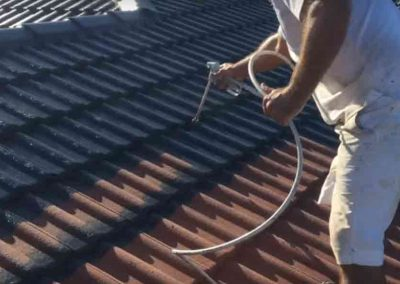 image of roof repair